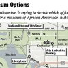 African American Museum Site Options