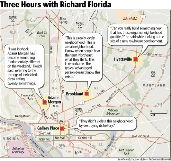 Three HOurs with Richard Florida