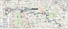 Metrorail Purple Line (Planned)