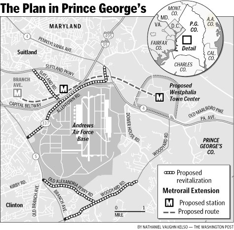 The Plan in Prince George's